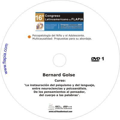 Curso de Bernard Golse