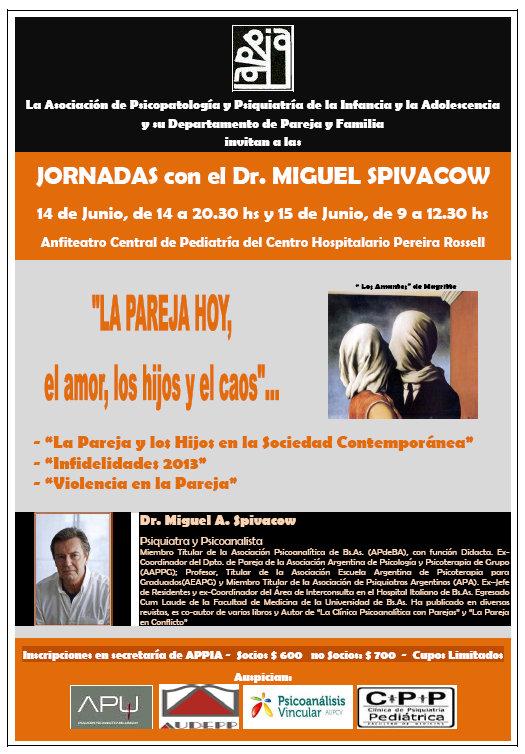 Dr. Miguel SPIVACOW en URUGUAY